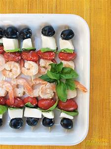 The Bubbly Hostess: Tangy Shrimp Appetizer Skewers