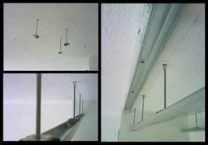 Suspentes Placo Tige Filetée : r alisation du plafond suspendu 1 2 loliv 39 s little life ~ Dailycaller-alerts.com Idées de Décoration