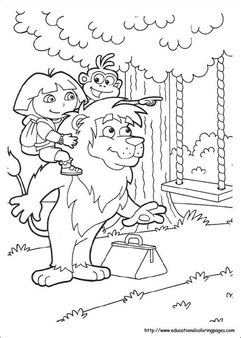 Kizi Kleurplaten by Coloring Pages Free For