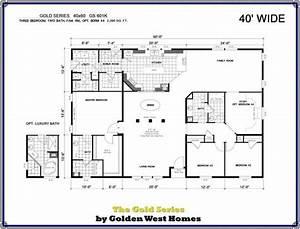 40x60 barndominium floor plans manufactured modular home With 40x60 shop floor plans