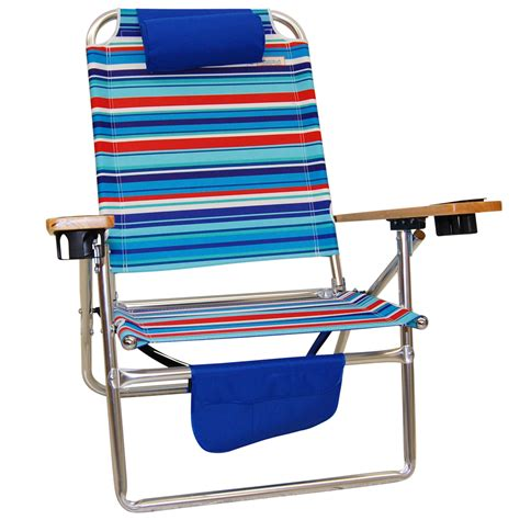 titan big fish hi seat aluminum folding chair