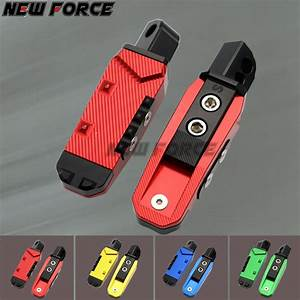 Universal Motorcycle Cnc Rear Foot Pedal Fit For Suzuki