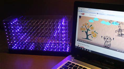 jollifactory 3d stereo audio spectrum visualizer