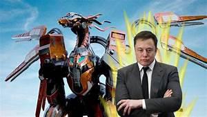 Lance Flamme Tesla : elon musk annonce son prochain projet un dragon cyborg ~ Melissatoandfro.com Idées de Décoration