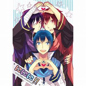 Vocaloid Akaito | Doujinshi - VOCALOID / TAITO & AKAITO ...
