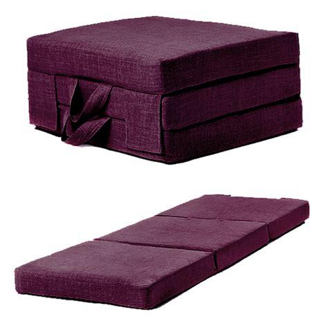 fold out guest mattress foam bed single sizes