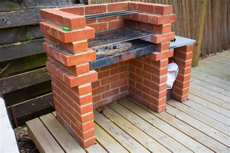 Soi Meme - fabriquer soi m 234 me son barbecue en brique pratique fr