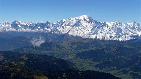 mercredi 29 septembre 2010 limite de la neige sur la chaine du mont blanc 74 meteo alpes org