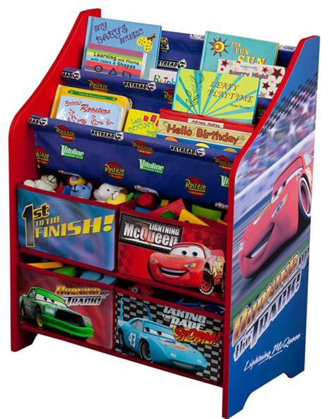 Pink Car Lights by Children Kids Disney Pixar S Cars Book And Toy Multi Bin