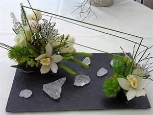 Art Floral Centre De Table Noel : cr ations florales page 28 masavate fleurie ~ Melissatoandfro.com Idées de Décoration