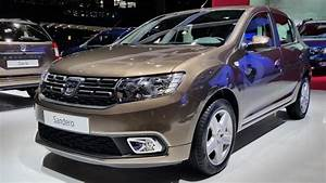 Dacia Sandero Automatique 2017 : dacia sandero duster logan models revised carbuyer ~ Maxctalentgroup.com Avis de Voitures