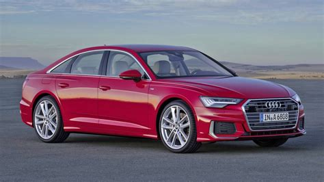 New 2019 Audi A6 Revealed Mild Hybrid And Hightech All Over
