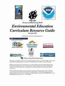 Environmental Education Curriculum Resource Guide  306