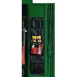 stack on gun cabinet door organizer stack on small fabric organizer for stack on long gun