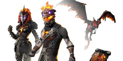 fortnite leak lava legends pack  coming