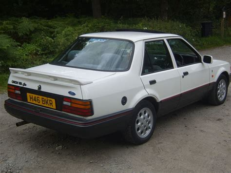 Ford Orion 1.6i Ghia. My First Company Car. It Had Been