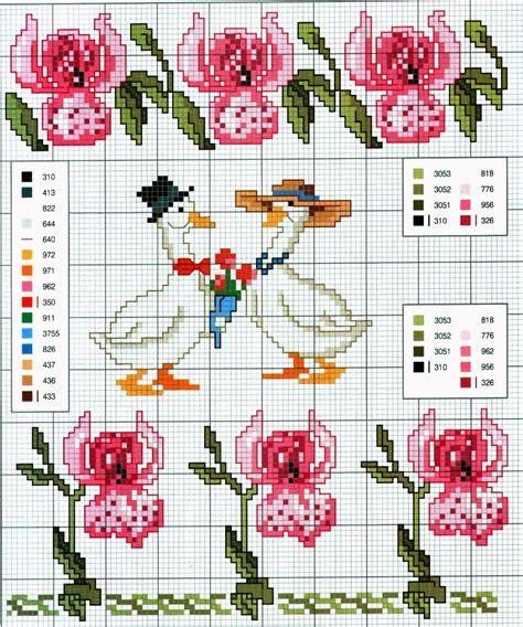 cornici punto croce grande raccolta di schemi e grafici per punto croce free