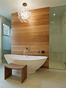 26 spa inspired bathroom decorating ideas With salle de bain baignoire ilot