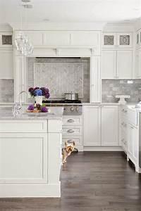 white kitchen designs 53 Best White Kitchen Designs - Decoholic