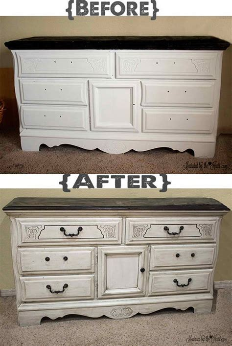 Glaze Furniture Rehab Ideas   Instant Facelift For Old