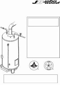 Download Gsw Water Heater G65 Manual And User Guides  Page
