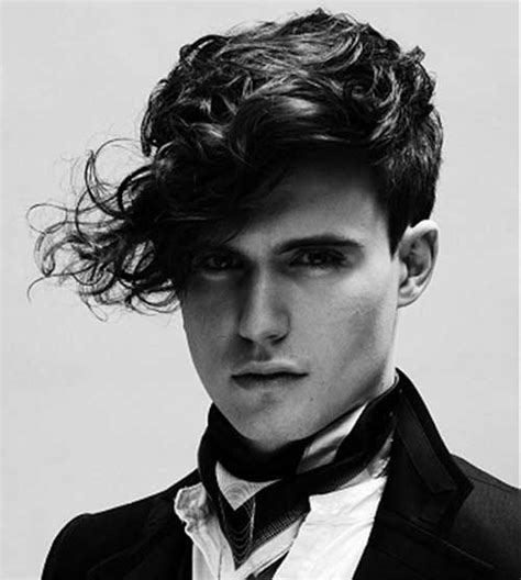 Cool Hairstyles For Wavy Hair by Cool Haircuts For Guys With Wavy Hair Hair