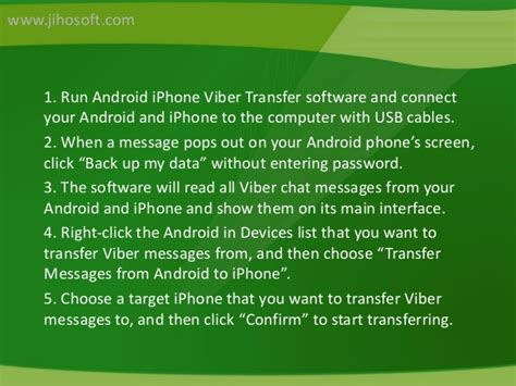 how to transfer messages from android to android how to transfer viber messages between android and iphone