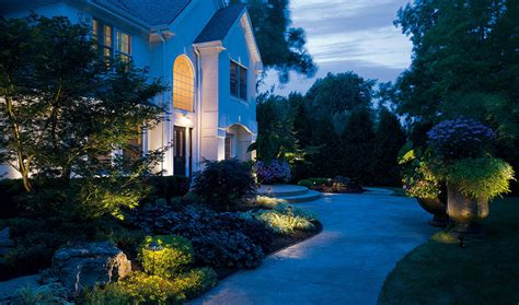 kichler  led path light stoneplace