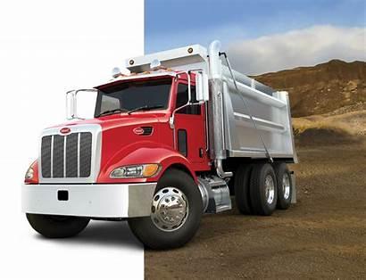 Peterbilt Truck Duty Built Trucks Task Every