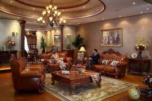 Oak Livingroom Furniture Aliexpress Buy Luxury Italian Oak Solid Wood Leather Sofas Living Room Furniture Sets