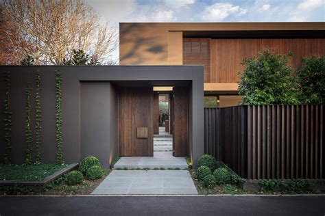 Hauseingang Modern by 40 Modern Entrances Designed To Impress Architecture Beast