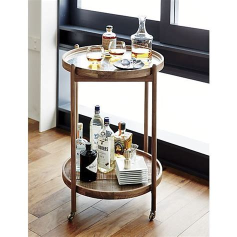 Bar Carts Are Cool Again and We're Happy About It
