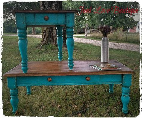 turquoise side table best 25 teal coffee tables ideas on 2971