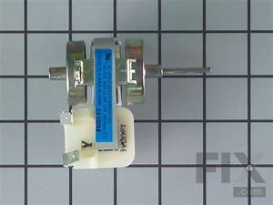 General Electric Refrigerator Evaporator Fan Motor
