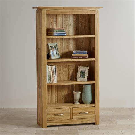 solid oak bookcase living room furniture