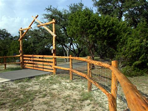 wooden fence gates styles texas hill country gates and fencing gates and entrances to pipe fences and game fences in