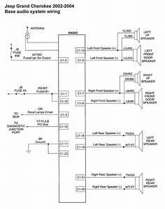 Wrangler Tj Stereo Wiring Diagram