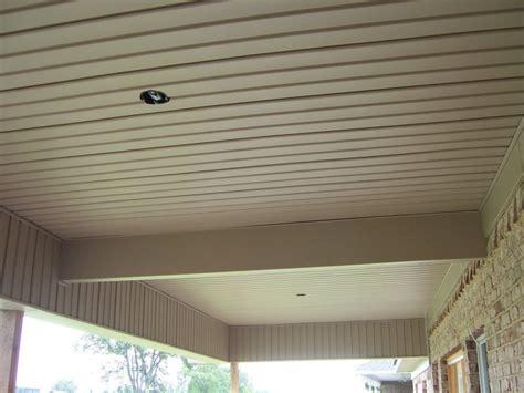 vinyl porch ceiling porch ceiling material ideas