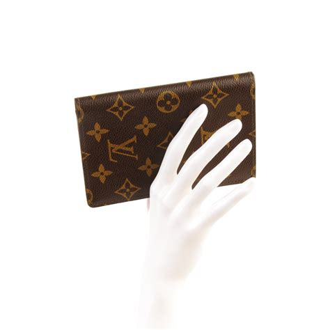 louis vuitton vintage monogram portefeuille wallet 159157