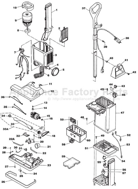 Electrolux Parts Vacuum Cleaners