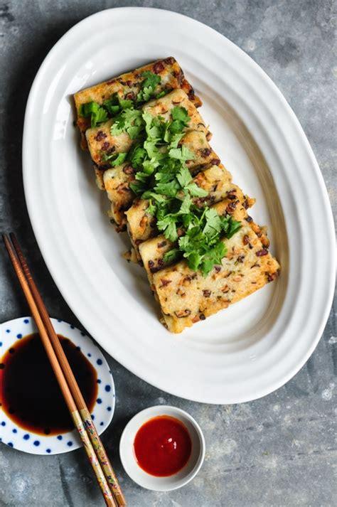 chinese turnip cake eat  bird