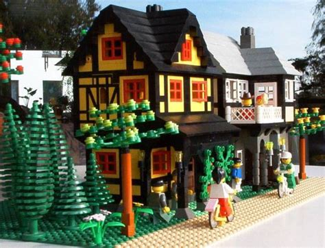 Moderne Lego Häuser by City Impressions 2