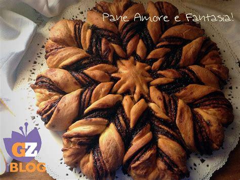 fiore dolce alla nutella fiore di pan brioche alla nutella ricetta dolce pane