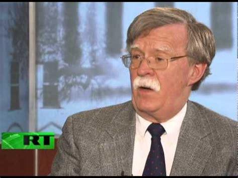 Ambassador Bolton Picture