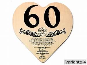 60 Geburtstag Frau Lustig : geschenk zum 60 geburtstag herz holzschild mit wunschtext online geschenkeshop mit ~ Frokenaadalensverden.com Haus und Dekorationen