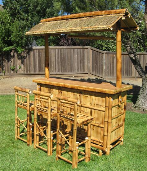 Tiki Bar Furniture by Could Be Made Out Of Repurposed Pallet Wood Pallet