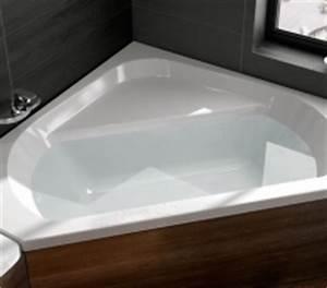 Baignoire Angle 120x120 : baignoire d 39 angle varia d 39 angle aquarine ~ Edinachiropracticcenter.com Idées de Décoration