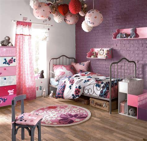 inspirations pour decorer une chambre de fille marie