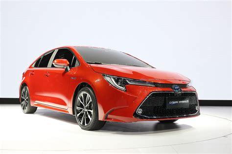 Toyota Corolla 2020 by 2020 Toyota Corolla Sedan Revealed With Sharp Styling