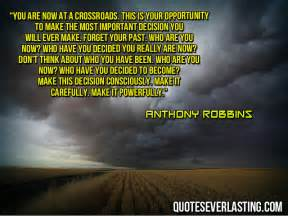 Quotes About Crossroads